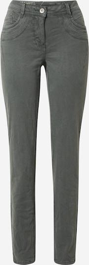 CECIL Jeans 'Gesa' in grün, Produktansicht