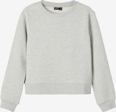 LMTD Sweatshirt 'Pal' in de kleur Lichtgrijs, Productweergave