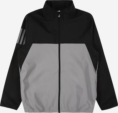 adidas Golf Sportjas in de kleur Grijs / Zwart, Productweergave