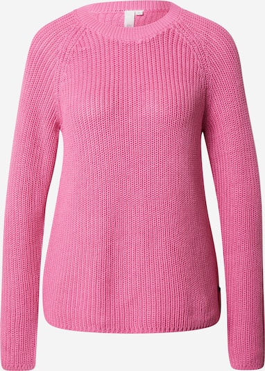 Q/S by s.Oliver Pullover in rosa, Produktansicht