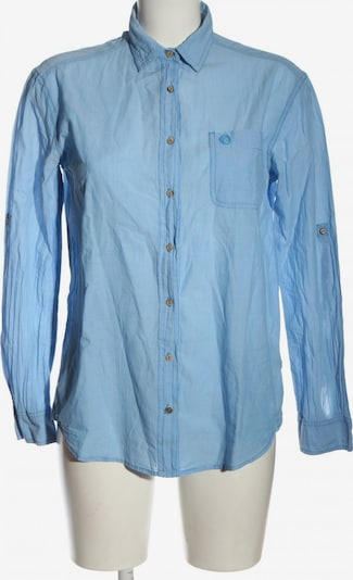 CAMPUS Langarmhemd in S in blau, Produktansicht