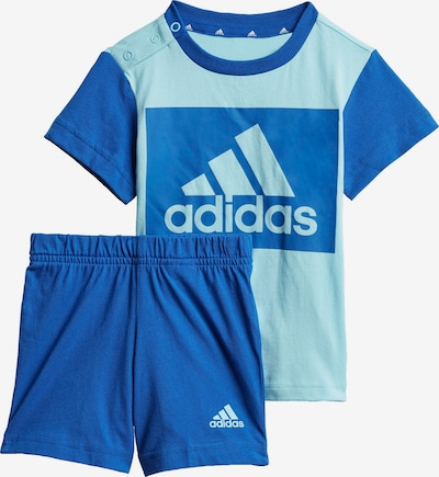ADIDAS PERFORMANCE Sportanzug in royalblau / pastellblau, Produktansicht