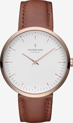 Nordgreen Analog Watch ' ' in Pink