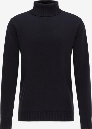 Mo ESSENTIALS Pullover in marine, Produktansicht