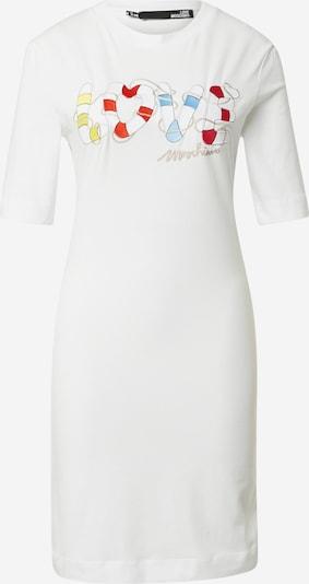 Love Moschino Jurk in de kleur Gemengde kleuren / Wit, Productweergave