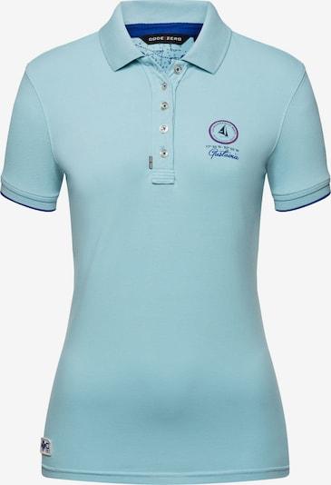 CODE-ZERO Poloshirt 'St Jean' Polo in blau, Produktansicht