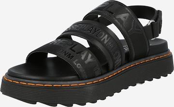 Sandale de la REPLAY pe negru