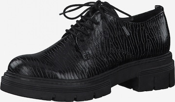 MARCO TOZZI Lace-up shoe in Black