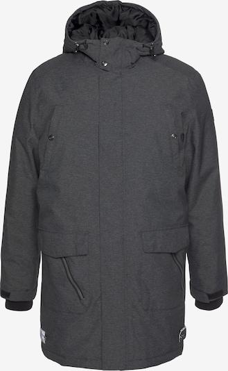 POLARINO Jacke in schwarzmeliert, Produktansicht