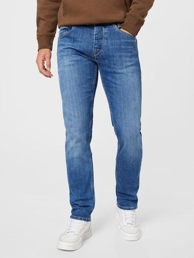 Pepe Jeans Jeans 'Spike' in blue denim, Modelansicht