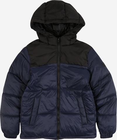 Jack & Jones Junior Zimní bunda - marine modrá / noční modrá, Produkt