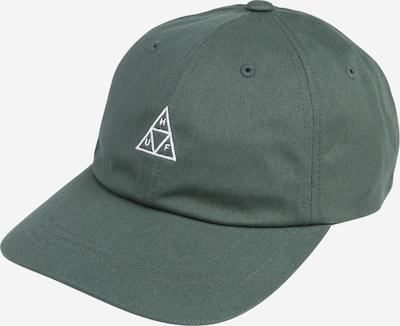 HUF Pet in de kleur Smaragd / Wit, Productweergave