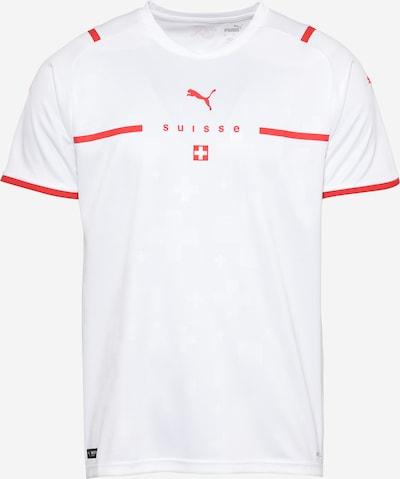 PUMA Trykot 'Schweiz Replica' w kolorze czerwony / białym, Podgląd produktu