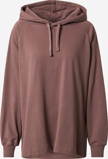 NU-IN Sweatshirt in burgunder, Produktansicht