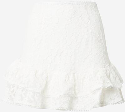 GLAMOROUS Rok in de kleur Wit, Productweergave