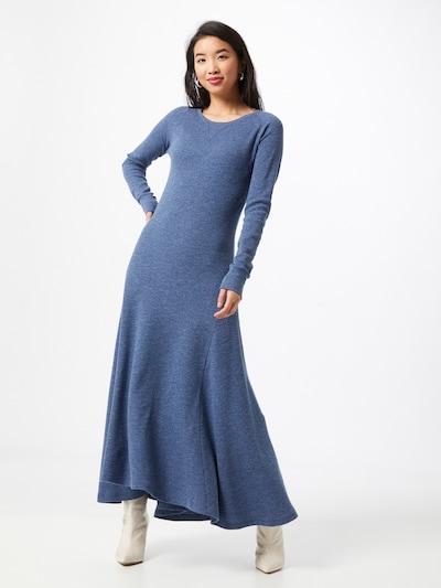 POLO RALPH LAUREN Šaty - modrá melírovaná, Model/-ka