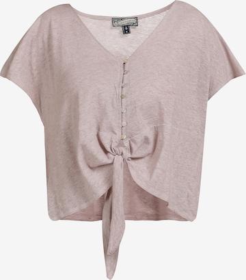 Tricou de la DreiMaster Vintage pe bej