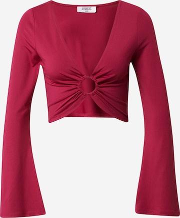 Maglietta 'Elfi' di SHYX in rosa