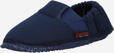 GIESSWEIN Papuče 'Aichach' - námornícka modrá, Produkt