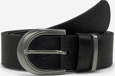 TOM TAILOR Gürtel in schwarz, Produktansicht