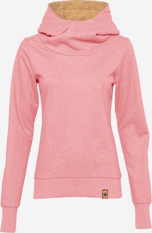 Fli PapiguSweater majica - roza boja