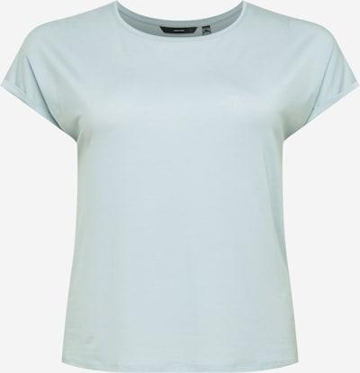 Vero Moda Curve T-Shirt in rauchblau, Produktansicht