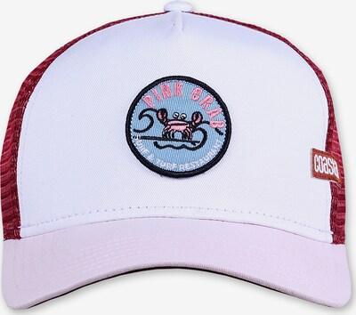 Coastal Cap in mischfarben / weiß, Produktansicht
