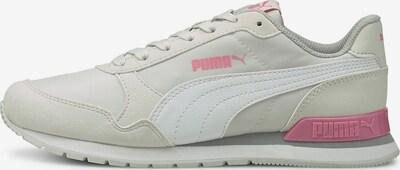 PUMA Sneaker in beige / pink / weiß, Produktansicht