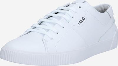HUGO Baskets basses en blanc, Vue avec produit