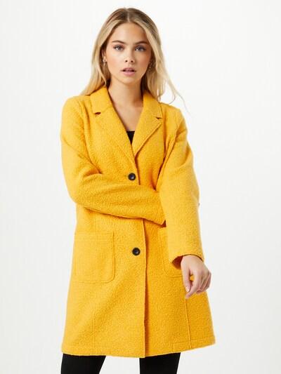 STREET ONE Přechodný kabát - žlutá, Model/ka