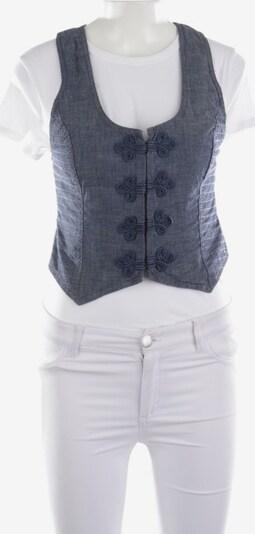 Tommy Jeans Weste in S in dunkelblau, Produktansicht