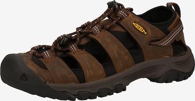 KEEN Sandalen in de kleur Bruin, Productweergave