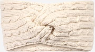Guido Maria Kretschmer Collection Pannebånd 'Nina' i beige