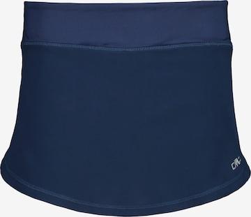CMP Athletic Skorts in Blue