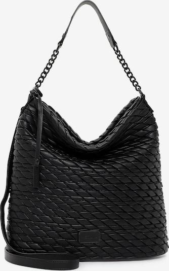 TAMARIS Beuteltasche 'Damiana' in schwarz, Produktansicht