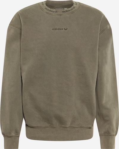 ADIDAS ORIGINALS Sweatshirt in oliv, Produktansicht