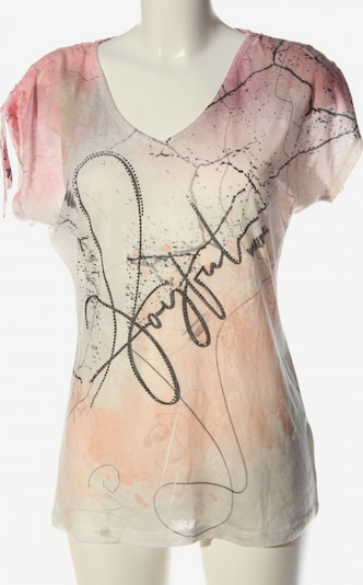 Liberty T-Shirt in S in creme / pink, Produktansicht