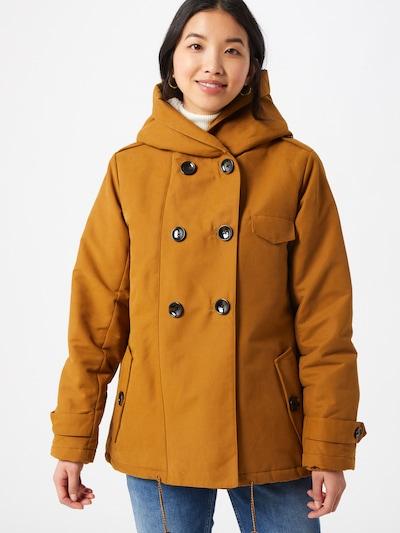 sessun Manteau mi-saison 'Sandison' en miel, Vue avec modèle