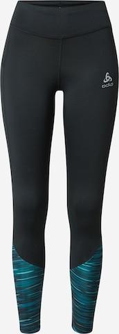Pantaloni sport de la ODLO pe negru