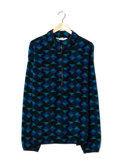 COLUMBIA Fleece in L in blau, Produktansicht