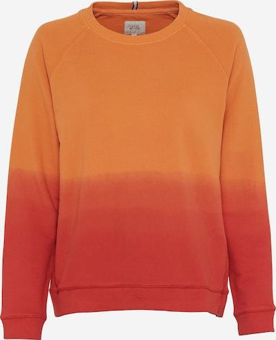 CAMEL ACTIVE Sweatshirt in orange, Produktansicht