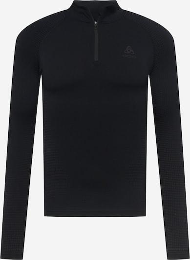 ODLO Funktionsshirt in grau / schwarz, Produktansicht