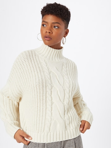Stella Nova Sweter 'Kira' w kolorze beżowy