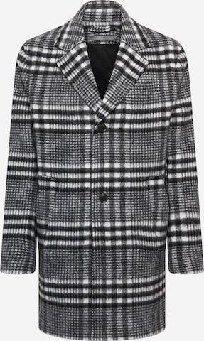 DRYKORN Between-seasons coat 'TENBY' in Grey