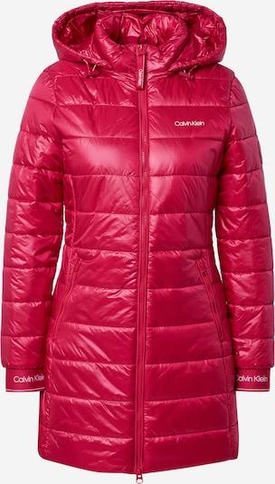 Calvin Klein Starpsezonu mētelis 'SORONA', krāsa - rozīgs, Preces skats