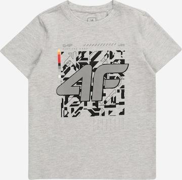 pelēks 4F Sporta krekls