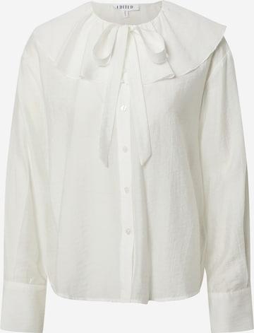EDITED Bluse 'Angela' i hvit