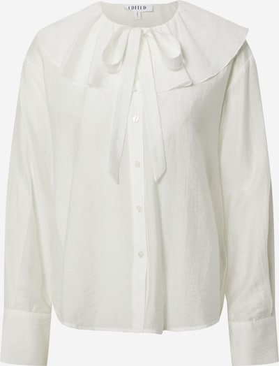 EDITED Bluse 'Angela' i hvid, Produktvisning