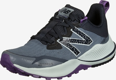 new balance Zapatillas de running 'Nitrel' en navy / azul ahumado / gris / lila oscuro, Vista del producto