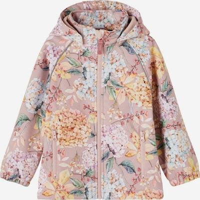 NAME IT Functionele jas 'Alfa' in de kleur Gemengde kleuren / Rosa, Productweergave